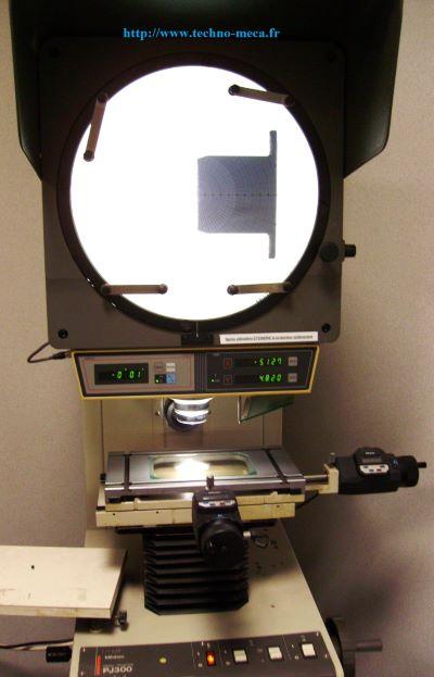 Projecteur de profil